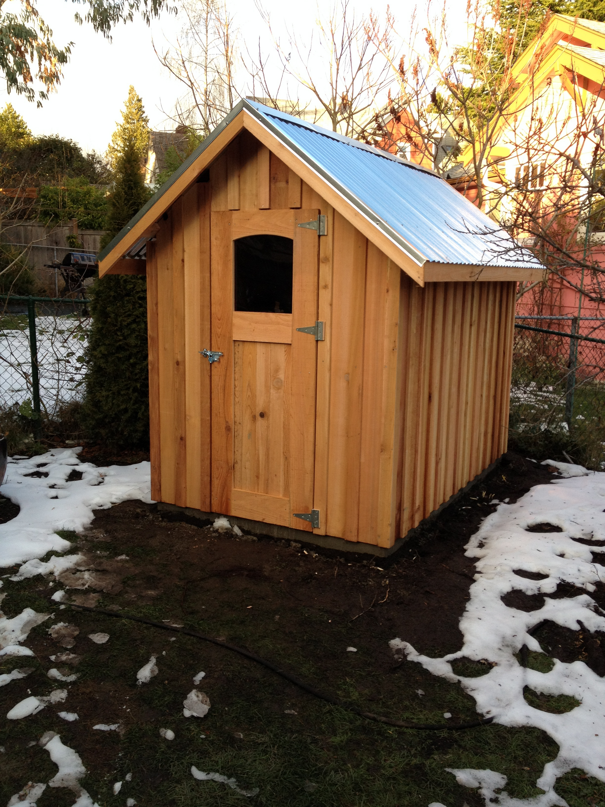 Sheds Saltbox Designs
