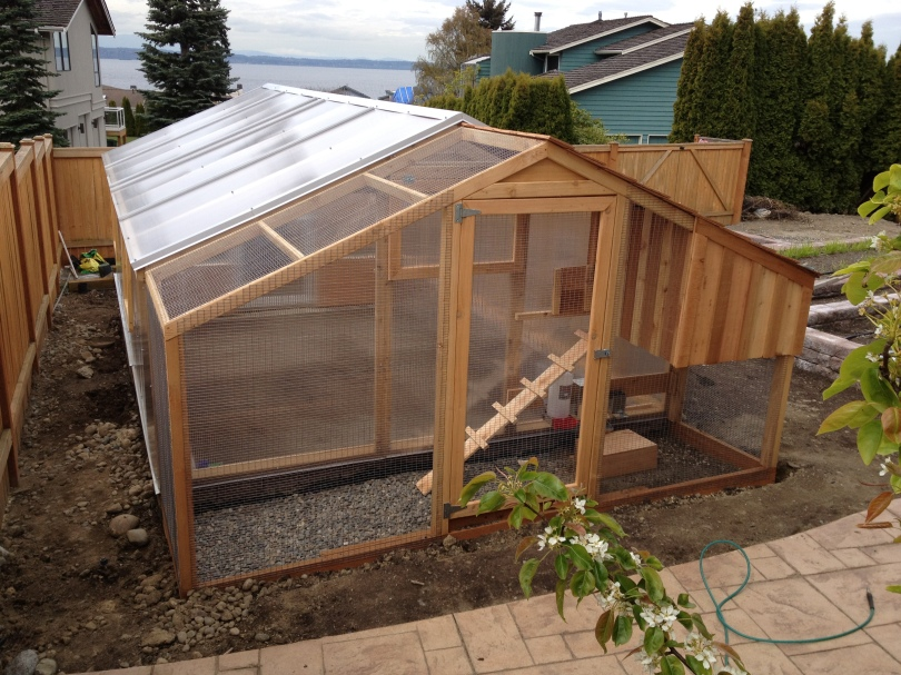 Hendras Southern Living Chicken Coop Plans Diy