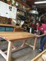 Chunky Farm Tables – $650