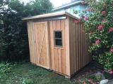 "Some recent sheds and ""backyard studio"" projects"